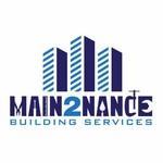 MAIN2NANCE BUILDING SERVICES Logo - Entry #68