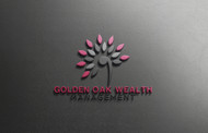 Golden Oak Wealth Management Logo - Entry #224