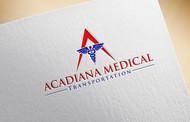 Acadiana Medical Transportation Logo - Entry #68