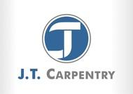 J.T. Carpentry Logo - Entry #55