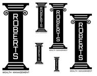 Roberts Wealth Management Logo - Entry #556