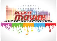 Keep It Movin Logo - Entry #285