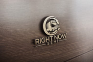 Right Now Semi Logo - Entry #162