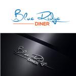 Blue Ridge Diner Logo - Entry #36