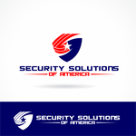 Security Solutions of America Logo - Entry #6