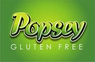 gluten free popsey  Logo - Entry #84