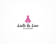 Lali & Loe Clothing Logo - Entry #56