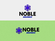 Noble Insurance  Logo - Entry #117