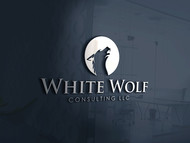 White Wolf Consulting (optional LLC) Logo - Entry #307