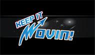 Keep It Movin Logo - Entry #458