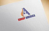 SunUp America Logo - Entry #61