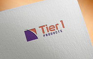Tier 1 Products Logo - Entry #131
