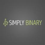 Simply Binary Logo - Entry #208