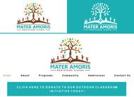 Mater Amoris Montessori School Logo - Entry #185