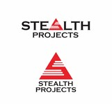 Stealth Projects Logo - Entry #381