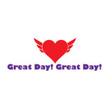 Great Day! Great Day! Logo - Entry #21