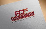 Rams Duty Free + Smoke & Booze Logo - Entry #45