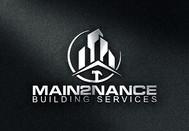 MAIN2NANCE BUILDING SERVICES Logo - Entry #93