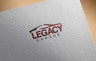 LEGACY GARAGE Logo - Entry #34