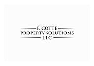 F. Cotte Property Solutions, LLC Logo - Entry #173