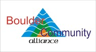 Boulder Community Alliance Logo - Entry #199