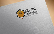 The Hive Mind Apiary Logo - Entry #144