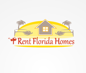 I Rent Florida Homes Logo - Entry #35