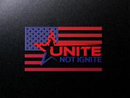 Unite not Ignite Logo - Entry #242