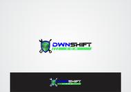 DwnShift  Logo - Entry #37