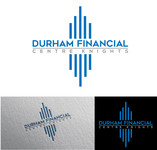 Durham Financial Centre Knights Logo - Entry #50