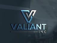 Valiant Inc. Logo - Entry #418