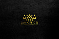 Law Offices of David R. Monarch Logo - Entry #156