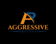 Aggressive Positivity  Logo - Entry #53