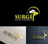 SURGE dance experience Logo - Entry #160
