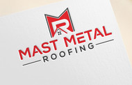 Mast Metal Roofing Logo - Entry #59
