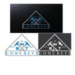 BWT Concrete Logo - Entry #209