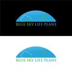 Blue Sky Life Plans Logo - Entry #69