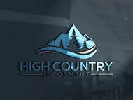 High Country Informant Logo - Entry #264