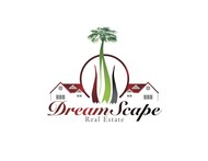 DreamScape Real Estate Logo - Entry #128
