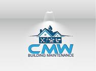 CMW Building Maintenance Logo - Entry #387