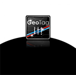 Android/iOS GPS/Photo tagging App Icon Logo - Entry #13