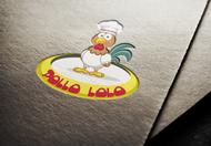 Pollo Lolo Logo - Entry #28