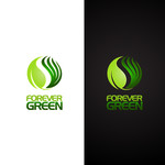 ForeverGreen Logo - Entry #80