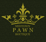Either Midtown Pawn Boutique or just Pawn Boutique Logo - Entry #69