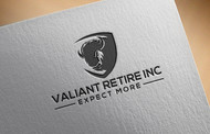 Valiant Retire Inc. Logo - Entry #358