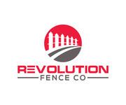 Revolution Fence Co. Logo - Entry #106