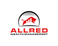 ALLRED WEALTH MANAGEMENT Logo - Entry #474
