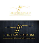 J. Pink Associates, Inc., Financial Advisors Logo - Entry #281