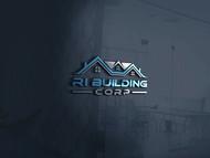 RI Building Corp Logo - Entry #369