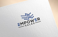 Empower Sales Logo - Entry #366